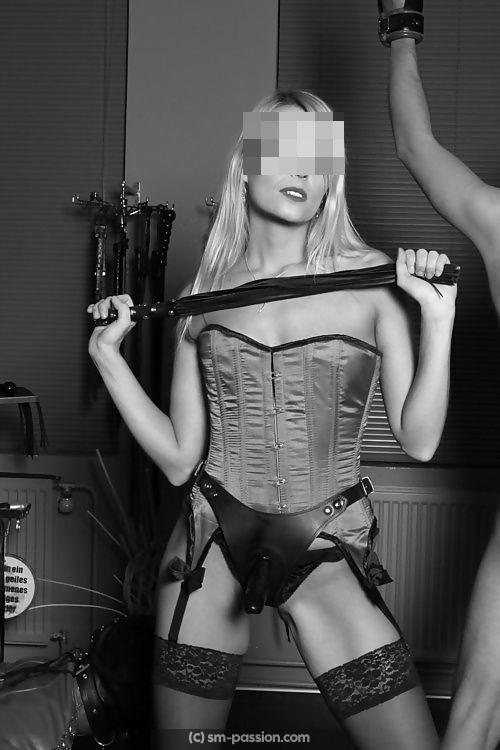 Maitresse dominatrice Belgique