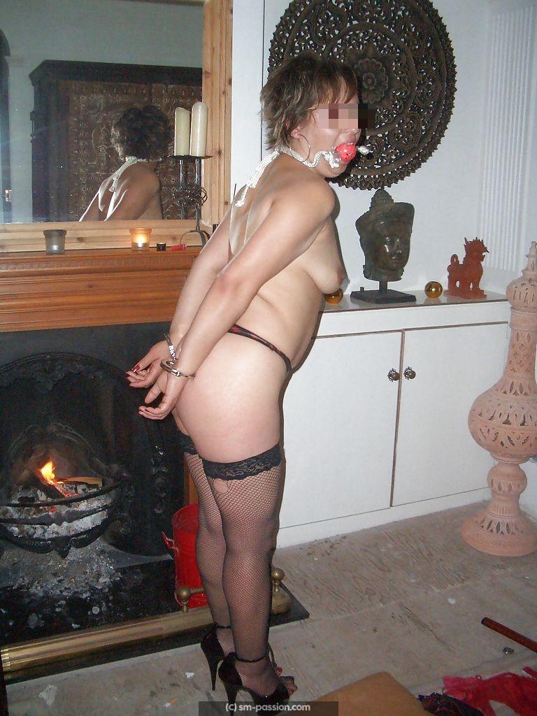 soumise anal dominatrice nantes