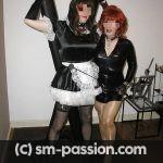 Couple BDSM elle domina lui trav en Belgique